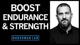Supercharge Exercise Performance & Recovery with Cooling | Huberman Lab Podcast #19