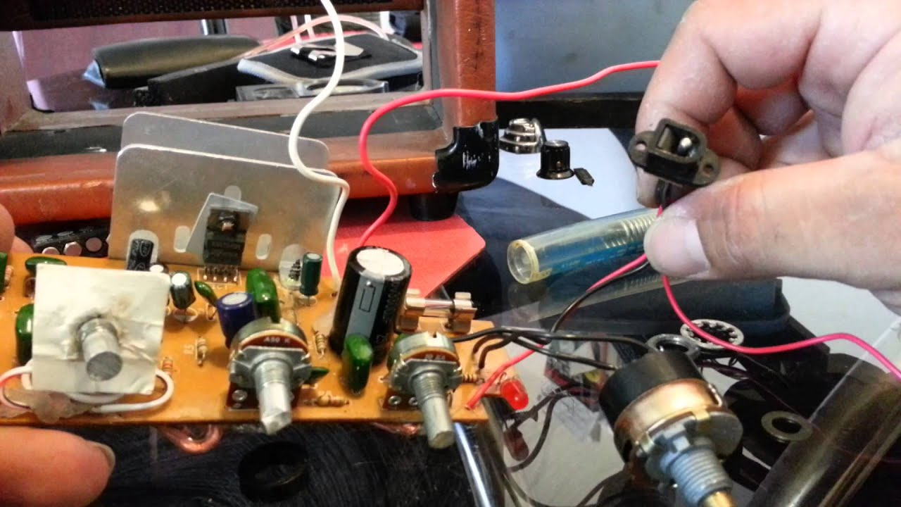 small resolution of hog 20 fix rewiring circuit board