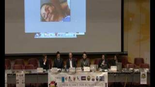 Fiance of Neda, Killed Iranian Protest Icon, at Geneva Summit - Part III