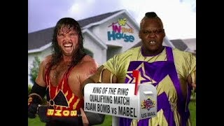 WWF Mabel vs Adam Bomb:In Your House 1