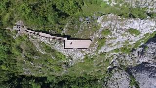 Valla Kanyonu - Kastamonu - Drone Çekimi