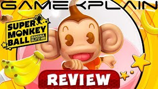 Super Monkey Ball Banana Blitz HD REVIEW (Nintendo Switch) (Video Game Video Review)