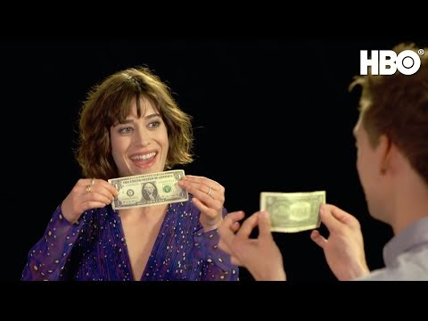 Lizzy Caplan Dollar Trick  Now You See Me 2 2016  HBO