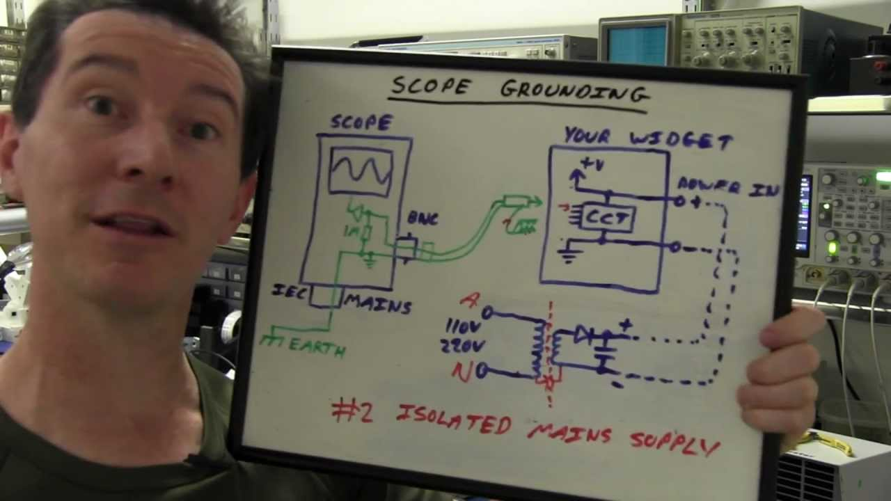 Eevblog 279 How Not To Blow Up Your Oscilloscope Youtube Isolation Transformer Wiring Diagram Looking For An Advice Build
