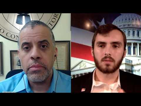 Interview with NY Gov Candidate Larry Sharpe
