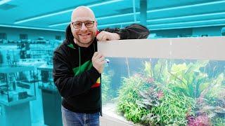 Unser Aquarium ist umgezogen!