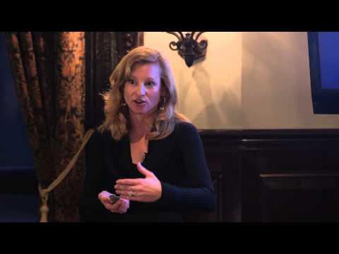 Allergic to algebra | Laura Overdeck | TEDxWestVillageWomen