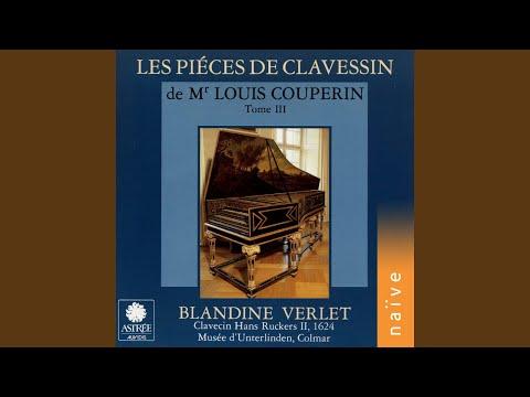 Suite pour clavecin in D Major: II. Courante