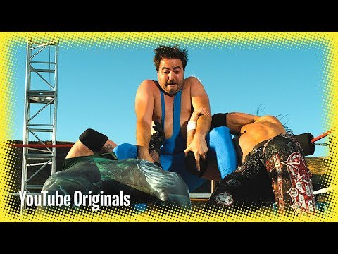Lucha Wrestling in 4K
