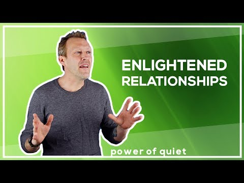 Enlightenment through relationships