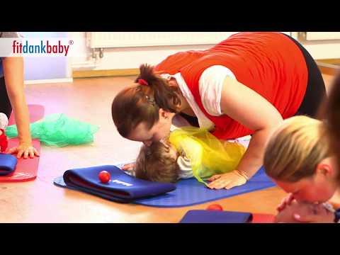 fitdankbaby® MINI für Mamas mit Baby ab 3 Mon.