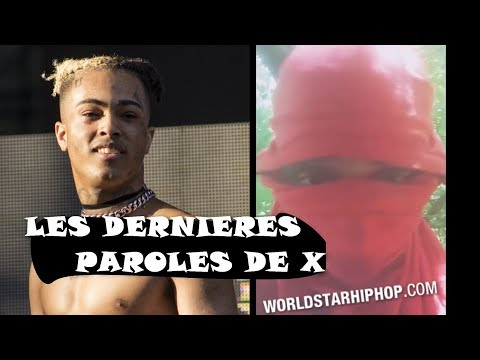 LES DERNIERES PAROLES DE XXXTENTACION MOQUE PAR SON TU**R 👻 OFFICIEL SRPSKO