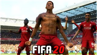 WHAT WE ALREADY KNOW ABOUT FIFA 20