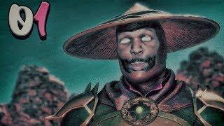 Mortal Kombat 11 - Story Mode - Gameplay Walkthrough Part 1 - It Begins Family! (MK11)