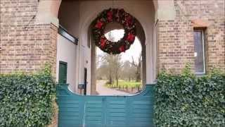 Vlogmas Day Eleven: Advent House, Holly Wreath, Stable and Christmas Tree Thumbnail