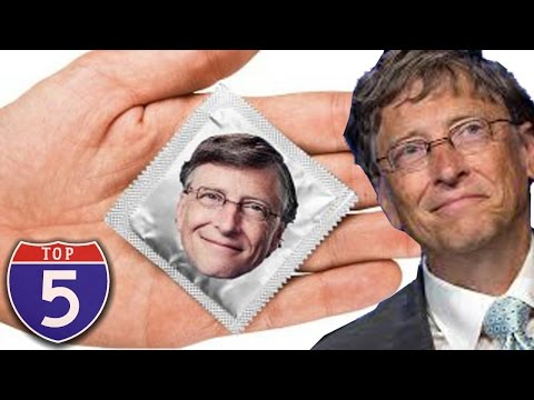 Top 5 Strange Facts About Bill Gates