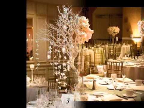 Wedding table decorating ideas