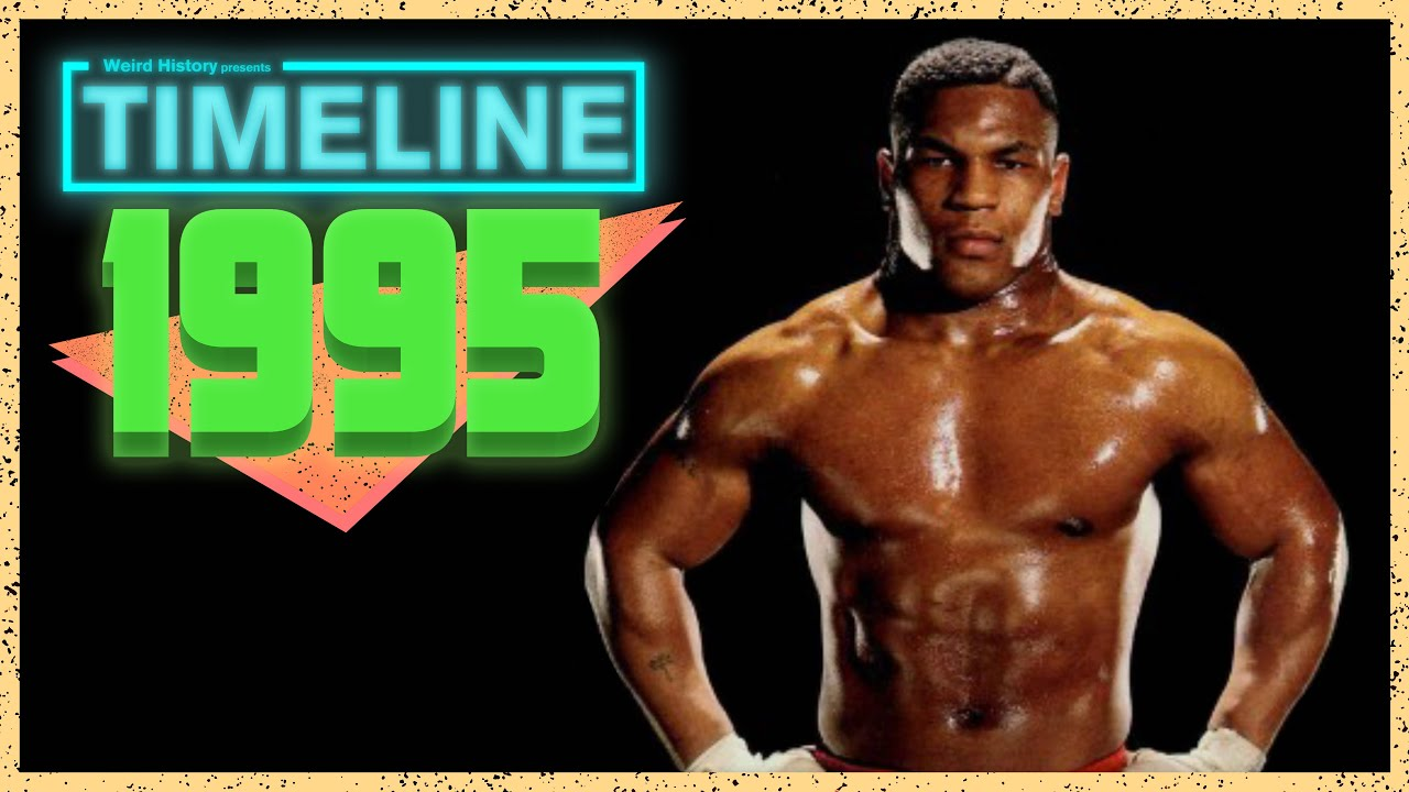 Download TIMELINE: 1995 - Everything That Happened In '95