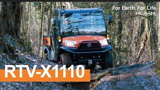 2019   RTV-X1110 Kubota - Moteur diesel 1123cm³