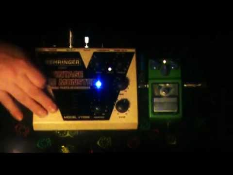 Behringer Tube Monster vs Ibanez  TS9