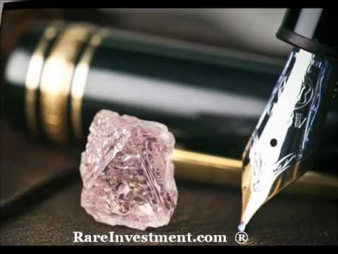 Rio Tinto Unearths Australia's Largest Rare Pink Diamond(Jubilee) At Argyle Mine