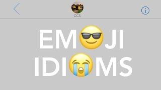 UCSB CCS Students Decipher Emoji Idioms