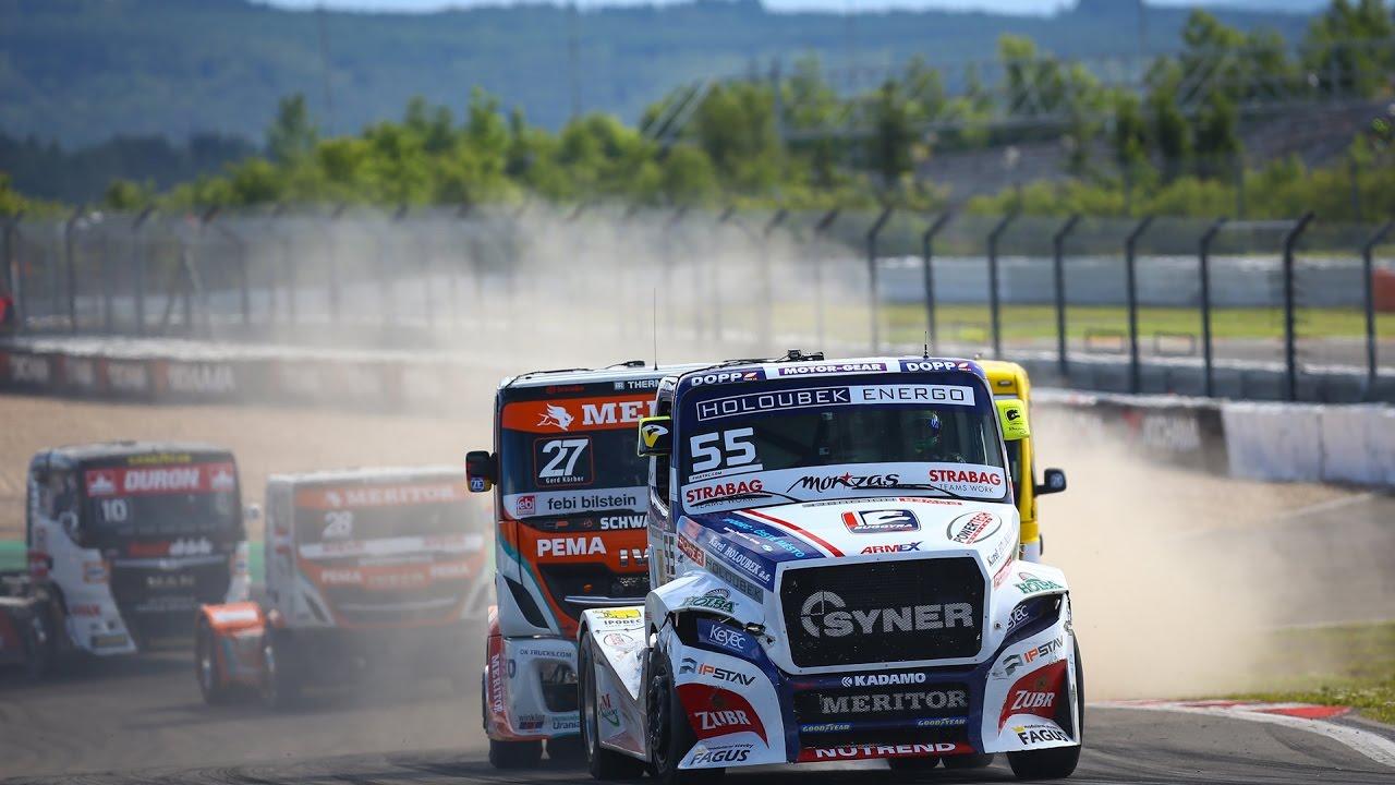 Nürburgring Adac Truck Grand Prix 2017 Youtube