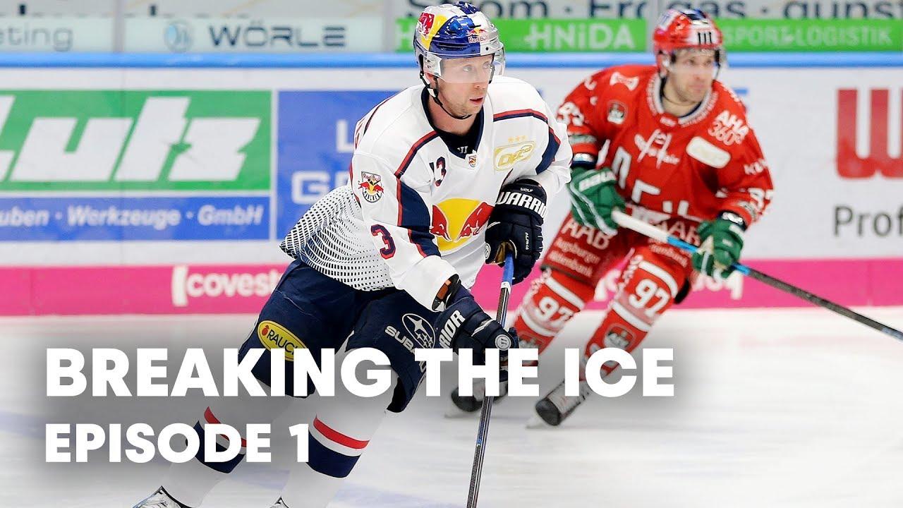 Eishockey Legende Michael Wolf auf dem Weg zum  vierten DEL Titel | Breaking the Ice