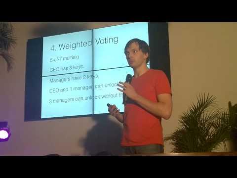 Paris Bitcoin Startups #3 (partie 1 EN)