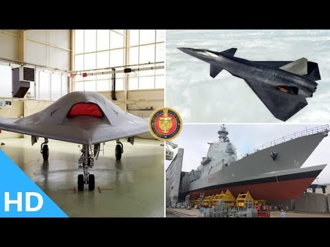 Indian Defence Updates : 6 Astra BVR On Ghatak UCAV,L&T Wins