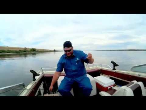 Columbia River Walleye 7 18 16