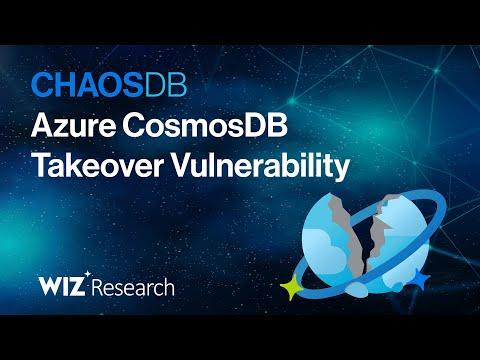 ChaosDB - Azure Cosmos DB Takeover Vulnerability