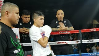 ROBERT GARCIA'S PROSPECT JESSIE RODRIGUEZ 4TH PRO FIGHT thumbnail
