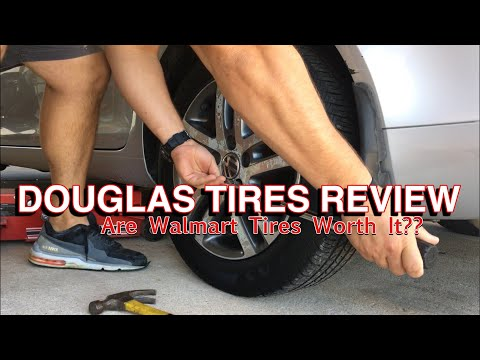 Are Douglas Tires Good? Douglas All Season Tire Review.