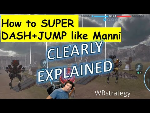 [WR] How to SUPER DASH + JUMP Trick. Longest Jump. STRIDER ONLY |
