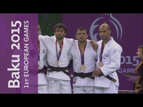 Beslan Mudranov wins the Men's -60kg | Judo | Baku 2015