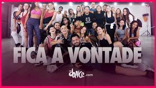 Fica a Vontade - Pedro Sampaio | FitDance TV (Coreografia Oficial)