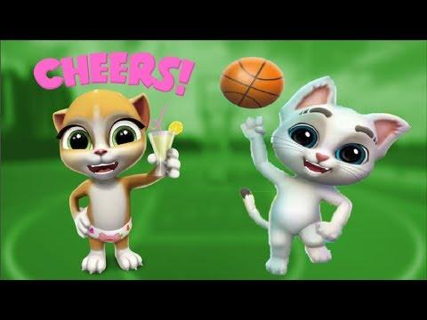 My Talking Emma Talking Cat Oscar Gameplay Part 1