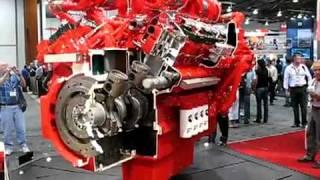 Minexpo 2008 - Cummins QSK60 дизельный двигатель(http://www.cumminszapchasti.ru/ В июне 1996 года компаниями Cummins (Каминс) и DongFeng (Донг Фенг) на паритетных началах было создан..., 2011-06-28T20:18:15.000Z)