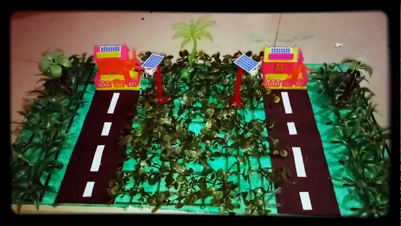 School project solar energy non working model www for Solar energy articles for kids