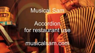 musicalsam - Accordion Music for Restaurants and the like!