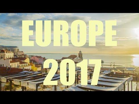 Best of Europe 2017 (Lisbon/Porto/Paris/London)