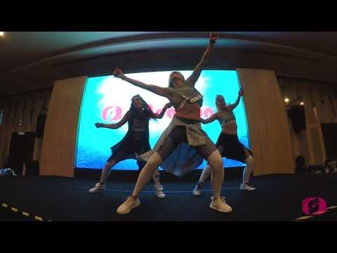 Dua Lipa - New Rules - Salsation® choreography by SMT  NataCha