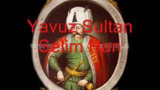 Timurtas Hoca R A Yavuz Sultan Selim Han