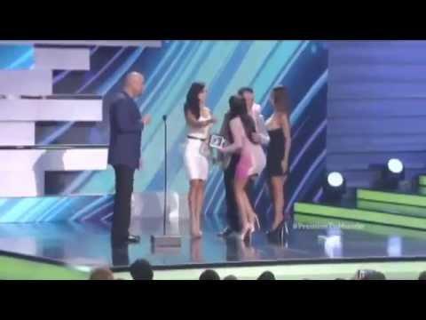 Daniela Navarro 'Ganadora Actriz de Reparto' premios tu mundo 2014 thumbnail