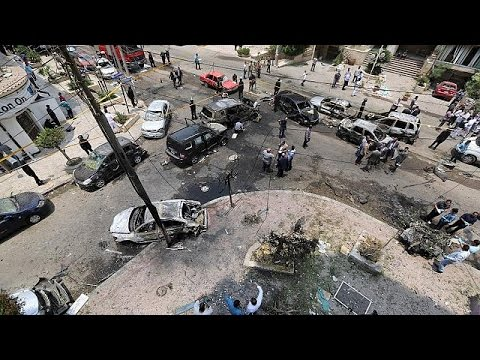 Egypt state prosecutor dies after Cairo bomb attack