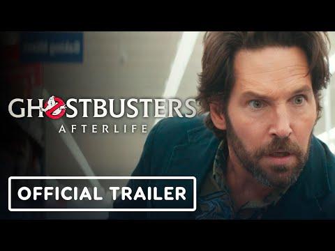 Ghostbusters: Afterlife - Official Trailer (2021) Paul Rudd, Finn Wolfhard, Mckenna Grace