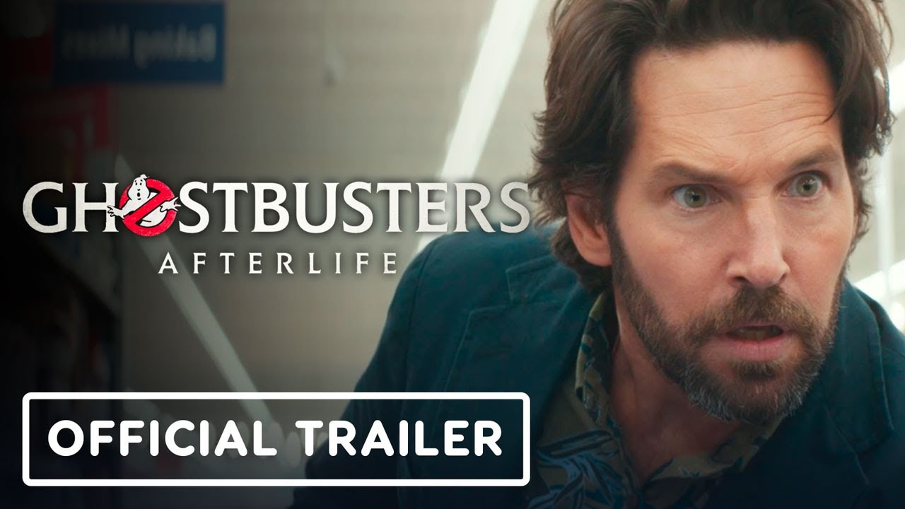 The Original 'Ghostbusters' Cast Returns in 'Afterlife' Trailer