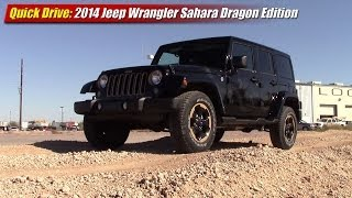 Jeep Wrangler Dragon Edition 2014 Videos