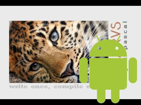 Deploying To Android With FreePascal And Lazarus